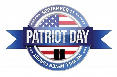 Patriot Day Logo
