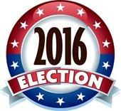 2016 Election logo