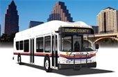OCTA bus graphic
