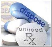 Drug take-back graphic