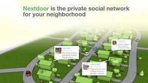 nextdoor graphic