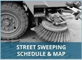 Street sweeping graphic