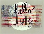 July graphic