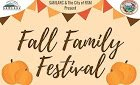 Fall Family Festival graphic