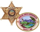 OCSD Badge and City Logo