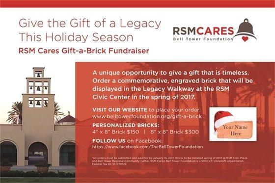 RSM CARES flyer