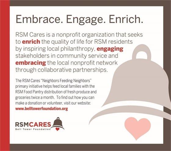 RSM Cares information