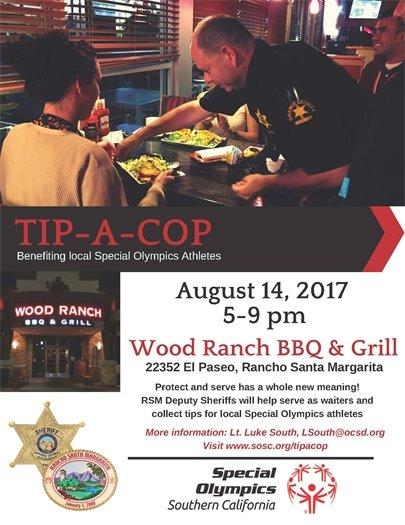 Tip A Cop Flyer