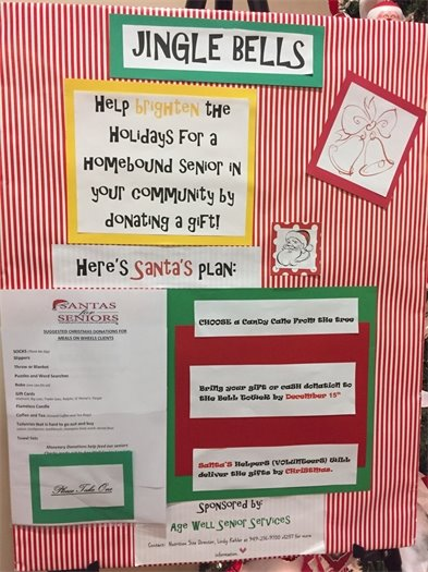 Santas for Seniors Information