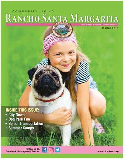 Community Living Magazine - Spring '18 Cover