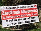 ZeroTrash banner